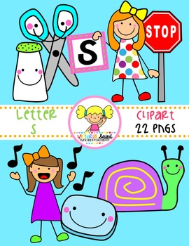 Letter Ss Clipart