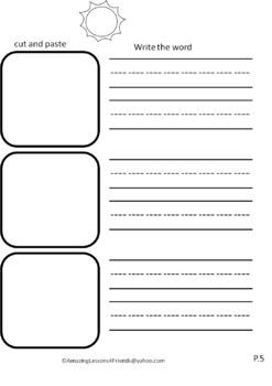 Letter Ss Journal