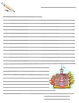 Letter Stationary - Parent Response