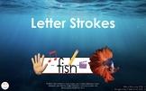 Letter Strokes Presentation