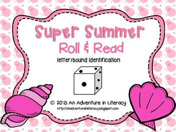 Letter Super Summer Roll & Read