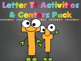 Letter Tt Activities Pack (CCSS)