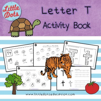 Letter T Activities and Worksheets