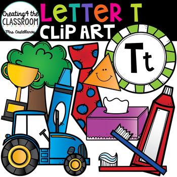 Letter T Clipart {Alphabet Clip art}