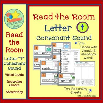 Read the Room Letter T