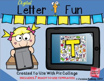Letter T Fun