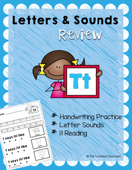 Letter T Review