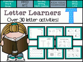 Letter Learners: Letter T