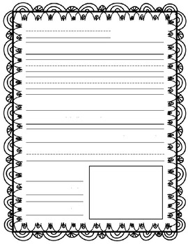 Letter Template 2