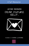 Letter Template - Dear Future Self