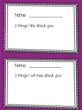 original-1254968-4 Teacher Leaving Letter Template on