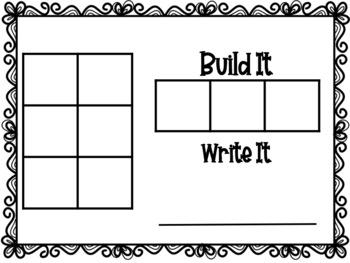 Letter Tile Word Building