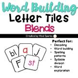 Letter Tiles--Blends