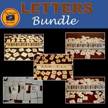 Letter Tiles Bundle