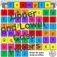 Letter Tiles Clip Art - Scrabble Like Letter Clip Art, Numbers & Symbols 140 PNG