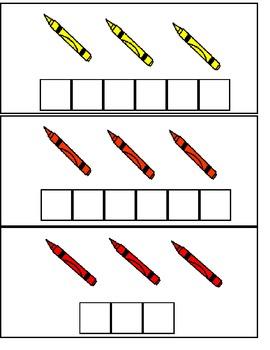 Letter Tiles - Color Words