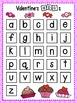 Letter Tiles: Valentine's Day FREEBIE
