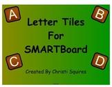 Letter Tiles for SMARTBoard Gallery