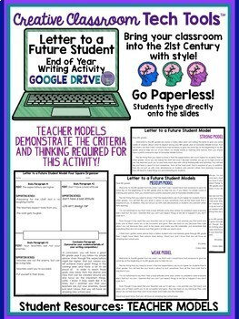 Letter To A Future Student Digital Writing Composition