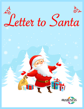Christmas letter to santatemplate by awareness for slp tpt christmas letter to santatemplate spiritdancerdesigns Image collections