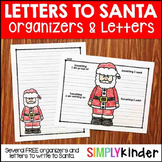 Letter To Santa with Planning Organizers