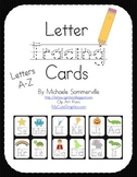 Letter Tracing Cards: A-Z