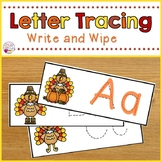 Letter Tracing-Thanksgiving