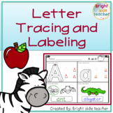 Letter Tracing and Labeling