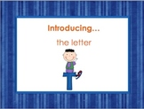 Letter Tt - Alphabet Lesson – Power Point – Interactive – Teaching the Letter T