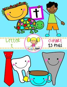 Letter Tt Clipart