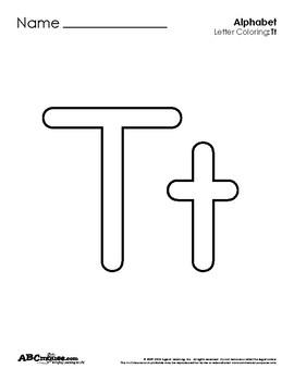 Letter Tt Collection
