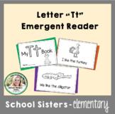Letter Tt Emergent Reader
