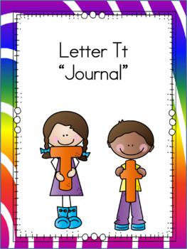 Letter Tt Journal
