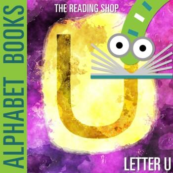 Letter U Alphabet Book