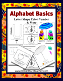 Letter U - Basic Alphabet Curriculum for Preschool and  Ki