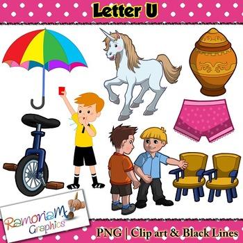 Letter U Clip art