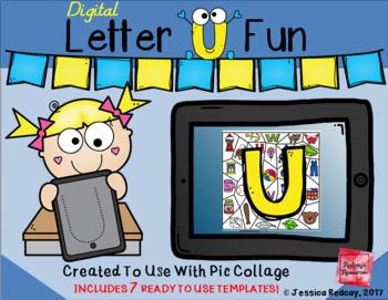Letter U Fun