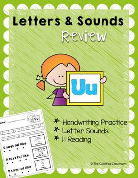Letter U Review
