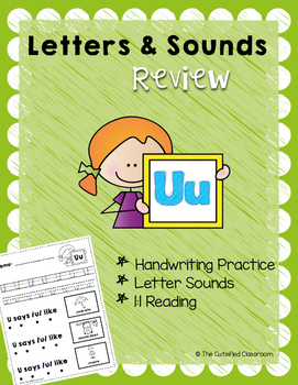 Letter U Review