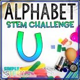 Letter U STEM | Letter U Activities