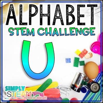 Letter U STEM   Letter U Activities