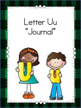 Letter Uu Journal