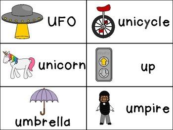 Letter Uu Mega Pack- Kindergarten Alphabet- Handwriting, Little Books, and MORE!