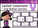 Letter Learners: Letter V