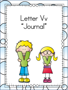 Letter Vv Journal