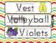 Letter Vv Language & Literacy Activity Center {COMMON CORE