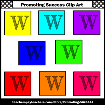letter w clipart alphabet clip art letter sounds sps by promoting rh teacherspayteachers com alphabet clipart letters black and white alphabet clipart letters free
