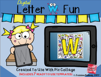 Letter W Fun