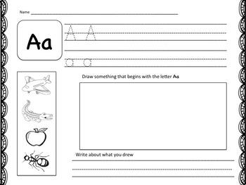 Letter Work for Beginners