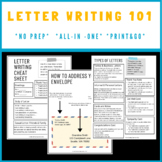 Letter Writing 101: How to Write a Business Letter & Perso